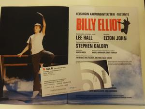 Am 18. November 2015 - Billy Elliot