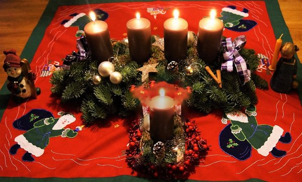 advent, adventsverse