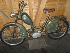 Künsting Moped
