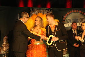 Inthronisationsball der Faschingsgesellschaft Lechana