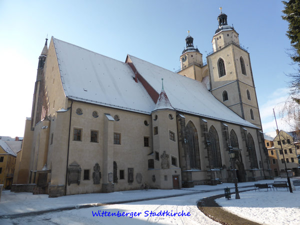 winter, stadtkirche