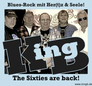 The KingB (Blues Rock) im Brauhaus