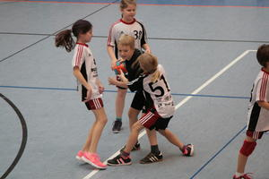 BHC E-JUGEND(W): SPIELTAG IN KISSING