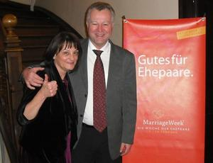 Cornelia und Günter Veit vom Landsberger MarriageWeek-Forum  - (Foto:  Landsberger MarriageWeek-Forum)