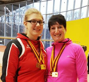 Mandy (links) und Susanne Frauenberger