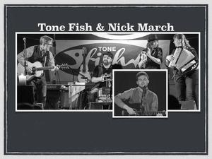Tone Fish - special guest: Nick March - Buchhagen