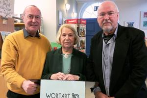 WORTART - Springer Literaten & Co. lesen in Empelde
