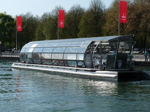 -- Solarboottour Maschsee Hannover ...