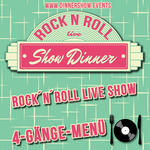 Rock´n´Roll Show Dinner / Back to the 50s
