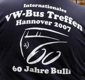 Bulli Parade in Hannover