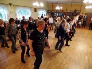 Linedance Kooperationstraining