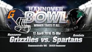 American Football - 'Hannover Bowl' die 2.te...