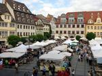Töpfermarkt in Naumburg