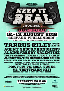 Keep It Real Jam 2016