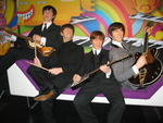 The Beatles bei Madame Tussaud 'Unter den Linden'.