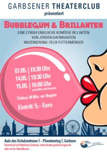 Bubblegum und Brillanten, Theaterclub Garbsen