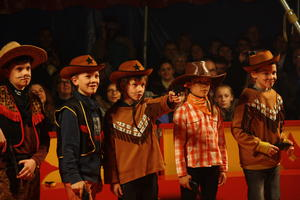 Die Cowboys in Steppach.