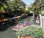 Am River-Walk, San Antonio, TX