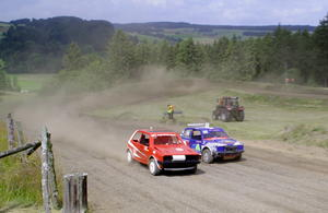 Autocross in Eppe 2016