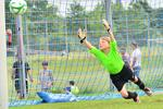 F-Jugend - Keeper-Action