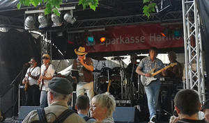 Temple bar, Maschsee Fest 2016, SECOND FACE rockt am 12. August 2016 ab 18:00