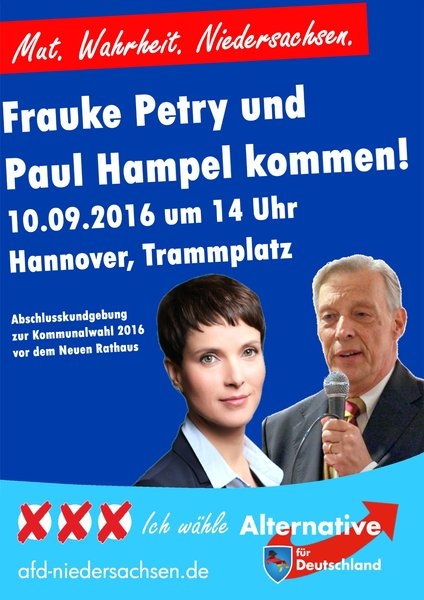 frauke-petry, in-hannover