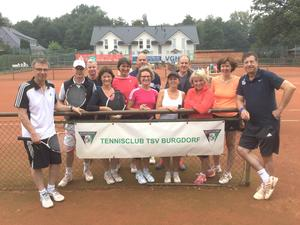 Mixed-Turnier beim Tennisclub TSV Burgdorf