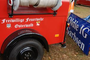 oldtimer-show in Osterwald