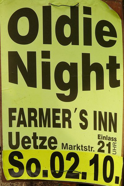 Oldie Night Uetze