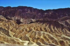 Zabriskie Point, USA 1989 vom DIA © AW