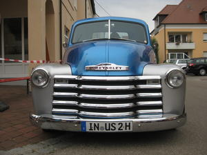 Pick-up (Pritschenwagen)
