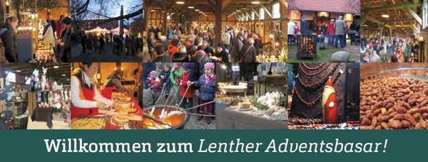 Lenther Adventsbasar am 19. November 2016 bereits zum 14. Mal