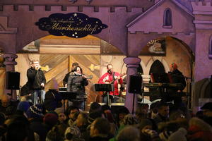 HORIZONT & friends - WINTERTOUR 2016 - Lange Shopping-Night