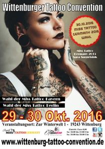 Wittenburger Tattoo Convention