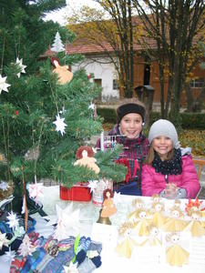 Adventssingen und Adventsmarkt in Ellgau