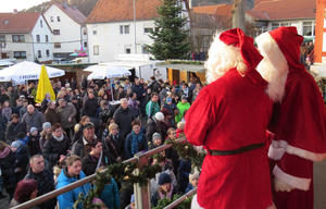 Adventsmarkt Buchenau am 3/4. Dez. 2016