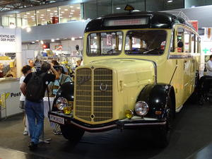 Modellbaumesse Wien 2016 - Teil 3: On the Road again - Alles ums Thema Auto