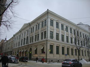 Carl Ludwig Engel, ein deutscher Architekt in Helsinki