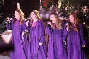 'Joy to the World' Gospelkonzert mit Live Band von Young Stage