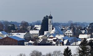 Winter in Bayern