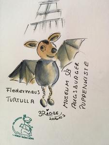 Fledermaus TURTULLA