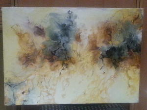 Workshop Encaustic-Technik mit Irene Hansen