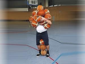 Basketball: Neues Anfänger Training