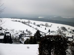 Winter-Frieden
