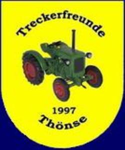 Trecker-TÜV in Thönse
