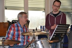 Big Band Workshop der Ahltener Musikanten