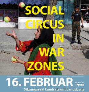 Vortrag: Social Circus in War Zones