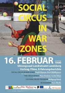 Afghan Mobile Mini Circus for Children und Cultural Relief Program