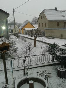 Winter in Mutters Heimat !