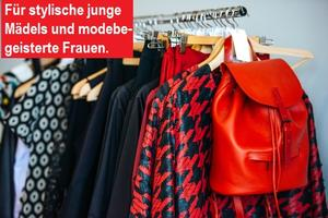 FASHION-FLOHMARKT in SENDEN / Ulm 11.03.2017